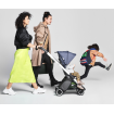 Bugaboo Ant Black Steel Blue