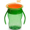 Wow Baby Spill Free Training Cup Green