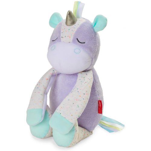 Skip Hop Cry Activated Soother Unicorn