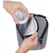Skip Hop Grab and Go Double Bottle Bag Heather Grey