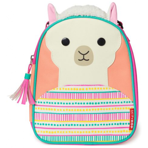 Skip Hop Zoo Insulated Lunch Bag Llama