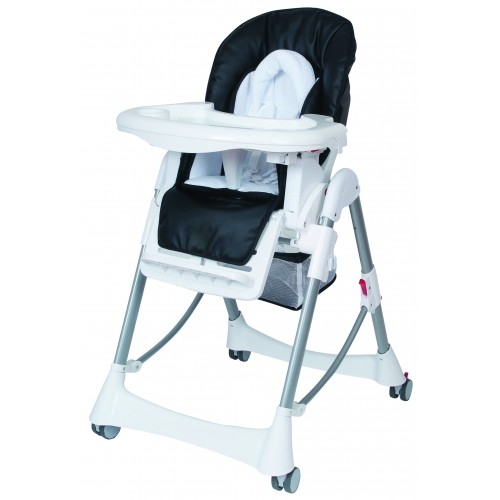Steelcraft Messina Deluxe High Chair Onyx