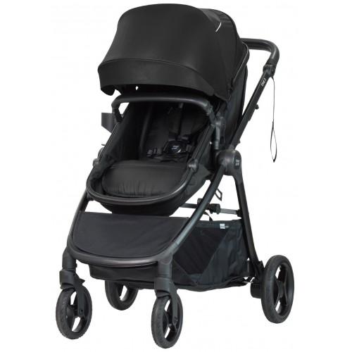 Steelcraft One 2 Stroller Carbon Black