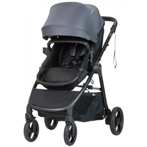 Steelcraft One 2 Stroller Steel Grey