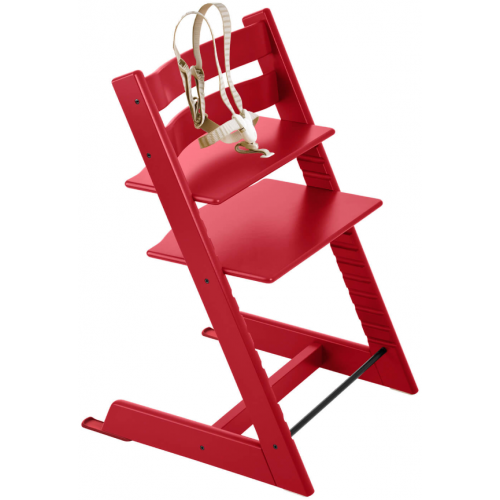Stokke Tripp Trapp High Chair Red