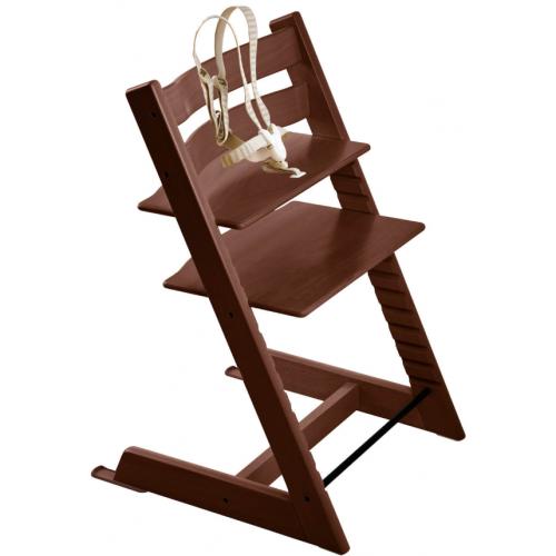 Stokke Tripp Trapp High Chair Walnut Brown
