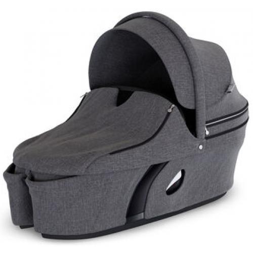 Stokke Xplory Carry Cot Black Melange