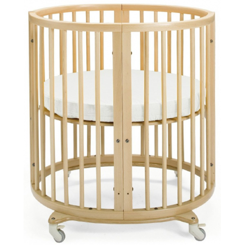Stokke Sleepi Mini Cotbed Natural