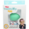 The Teething Egg Baby Blue