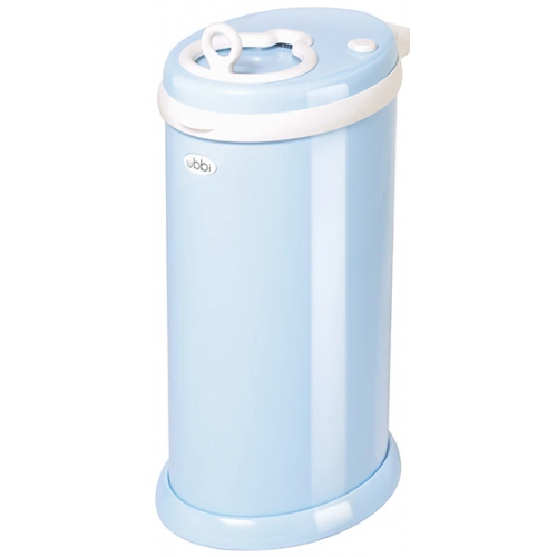 Ubbi Diaper Pail Light Blue