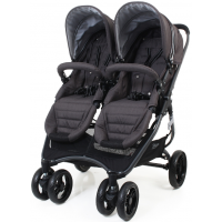 Valco Snap Ultra Duo Tailormade Pram Charcoal