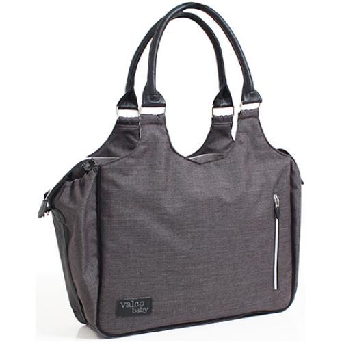 Valco Universal Mothers Bag Charcoal