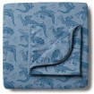 Wilson and Frenchy Bassinet Sheet Little Dragon