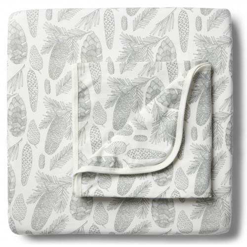 Wilson and Frenchy Cot Sheet Set Little Spruce