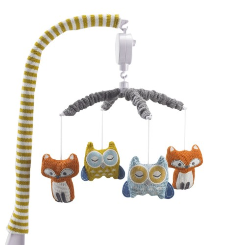 Lolli Living Musical Mobile Set Woods