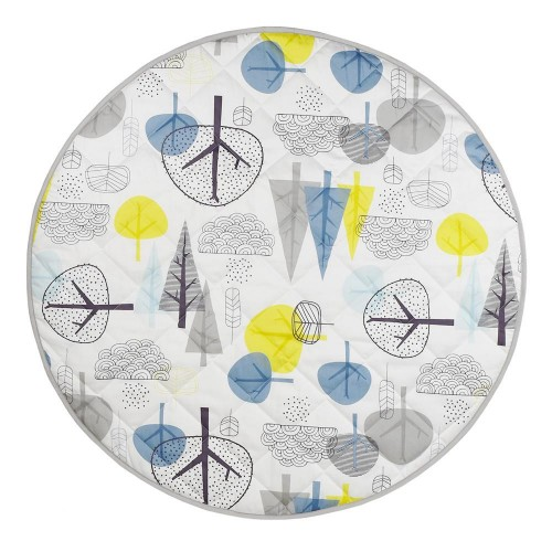 Lolli Living Woods Round Play Mat