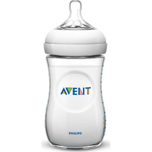 Avent Natural Baby Bottle 260ml