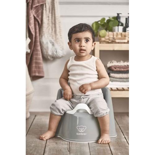 BabyBjorn Potty Chair GREY Baby Bjorn BRAND NEW