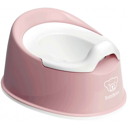 Baby Bjorn Smart Potty Powder Pink