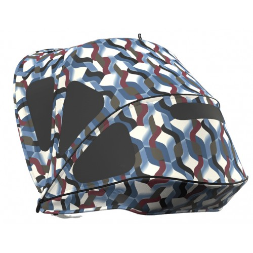 Bugaboo Bee5 Breezy Sun Canopy Waves