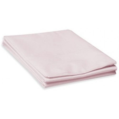 Bubbaroo Fitted Cot Sheet Pink