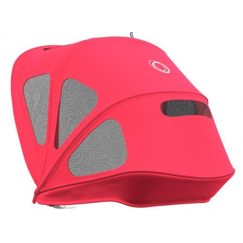 Bugaboo Bee5 Breezy Sun Canopy Neon Red