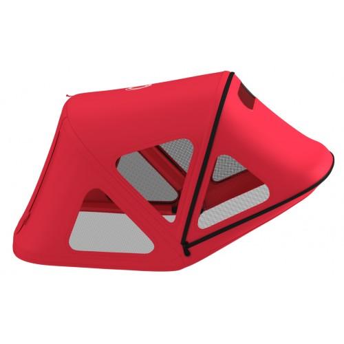 Bugaboo Cameleon3 Breezy Sun Canopy Neon Red