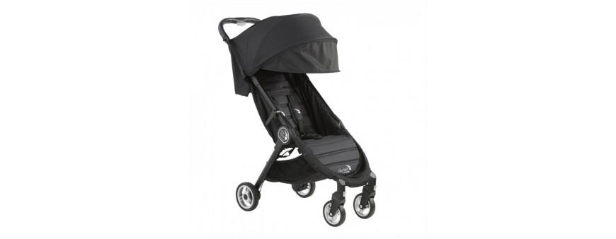 4 Wheel Strollers