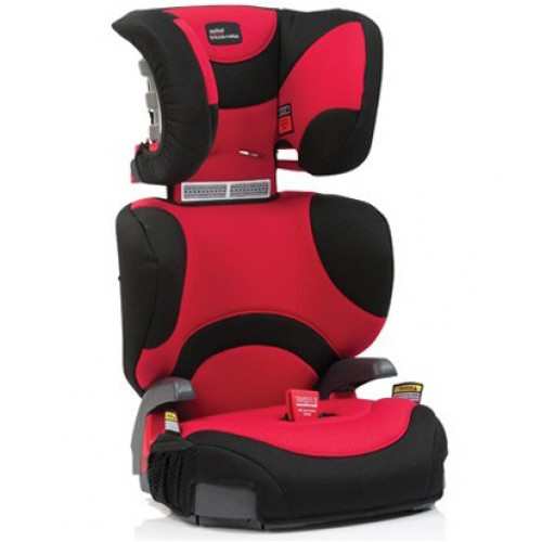 Britax Safe-n-Sound Hi Liner Booster Red