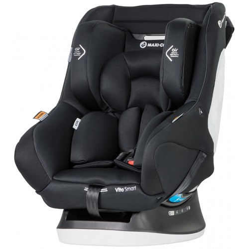 Maxi Cosi Vita Smart Jet Black + $50 Gift Voucher + Supermat