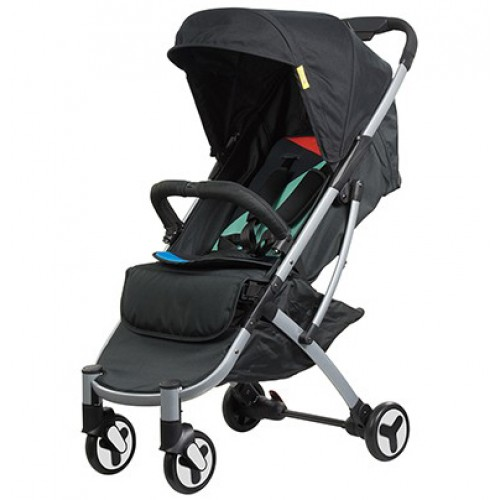 Safety 1st Nook Pram Lets Play