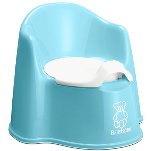 Baby Bjorn Potty Chair Turquoise