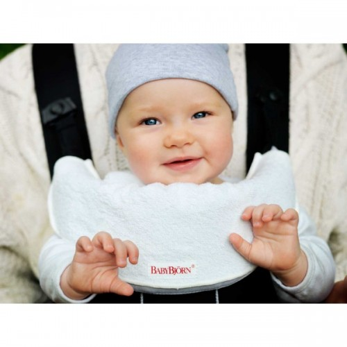Baby Bjorn Bib for Baby Carrier Twin Pack