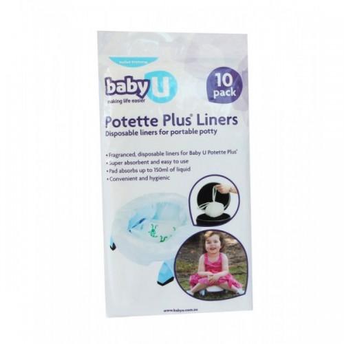 Baby U Potette Plus Disposable Liners