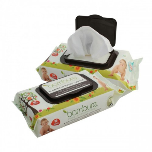 Bambure Bamboo Baby Wipes