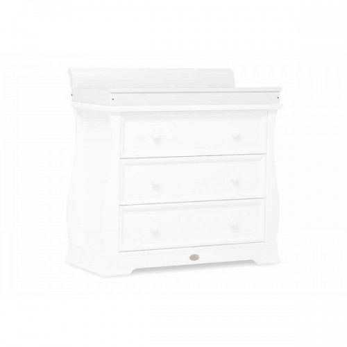 Boori Sleigh Changing Station for 3 Drawer Dresser