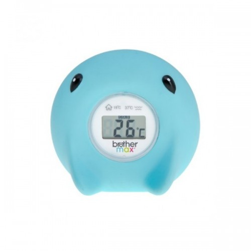 Brother Max Bath and Room Thermometer