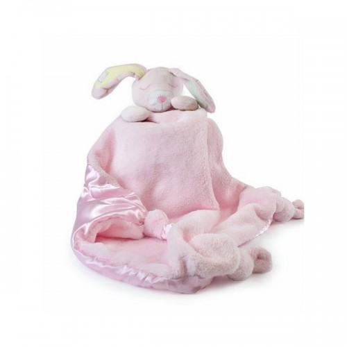 Bubba Blue Bunny Security Blanket