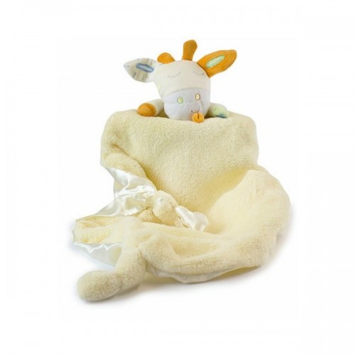 Bubba Blue Giraffe Security Blanket