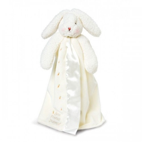 Bunnies by the Bay Buddy Comforter White