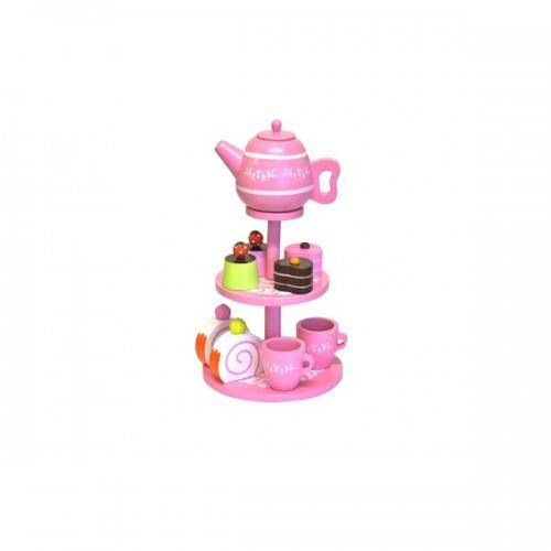 Discoveroo High Tea Set