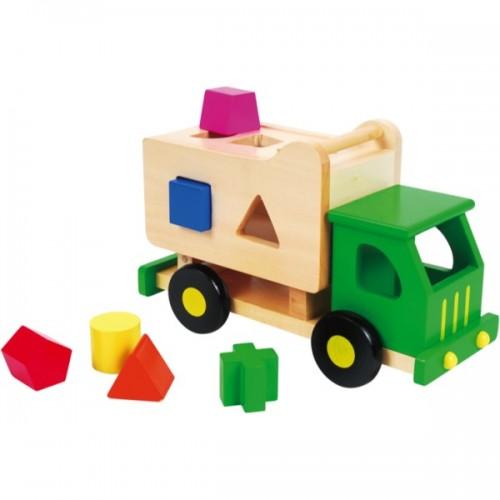 Discoveroo Sort n Tip Truck