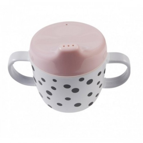 Done by Deer Happy Dots Spout Cup