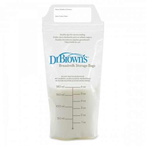 Dr Brown Breastmilk Storage Bags