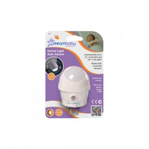 Dreambaby Auto Sensor Swivel Light