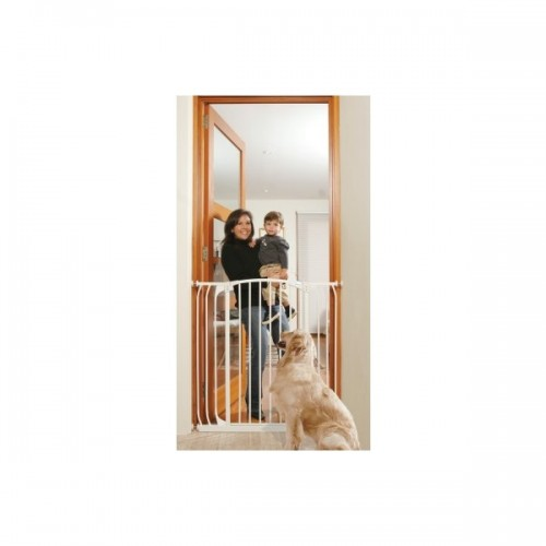 Dreambaby Chelsea 1m Tall Xtra Wide Hallway Gate