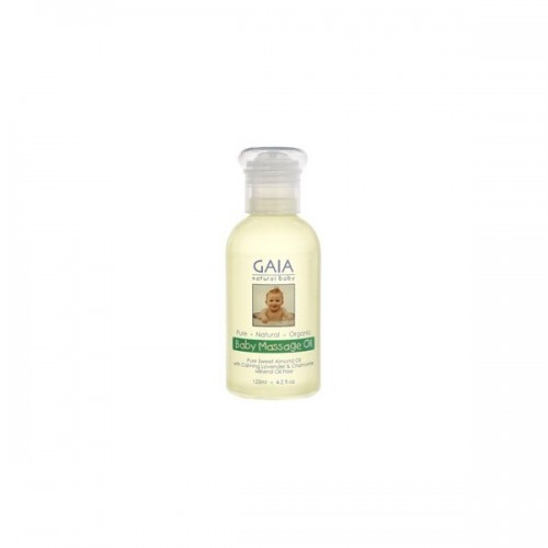 Gaia Baby Massage Oil