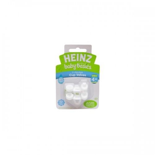 Heinz 2 Non Spill Valves