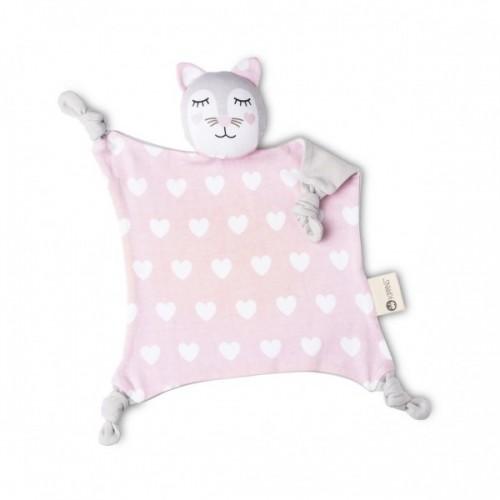 Kitty Kippin Cuddle Blankie