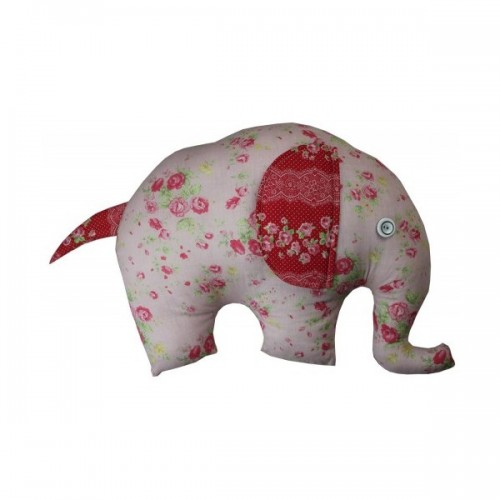Linen n Things Emma Elephant Cushion